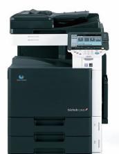 柯美C360彩色复印机出租小图