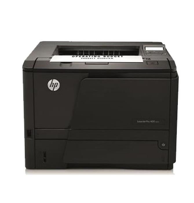 HP401DN黑白激光打印机出租.小图
