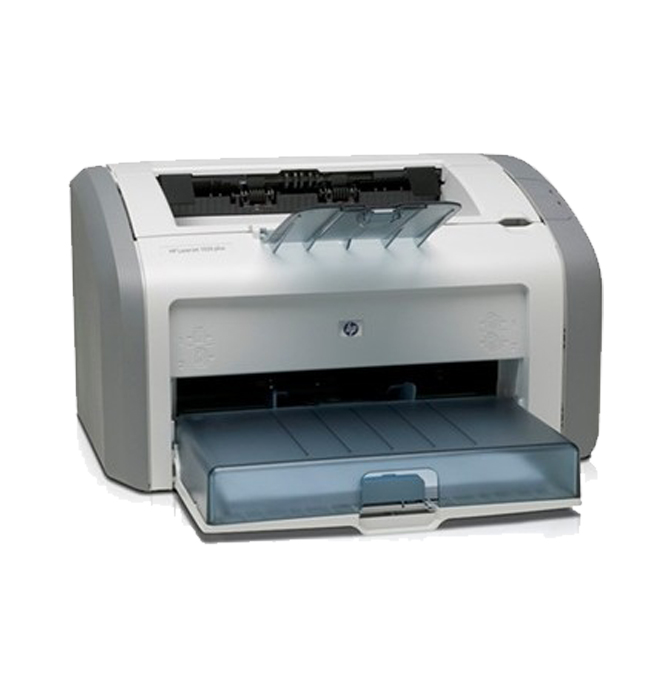 HP1020黑白激光打印机出租小图