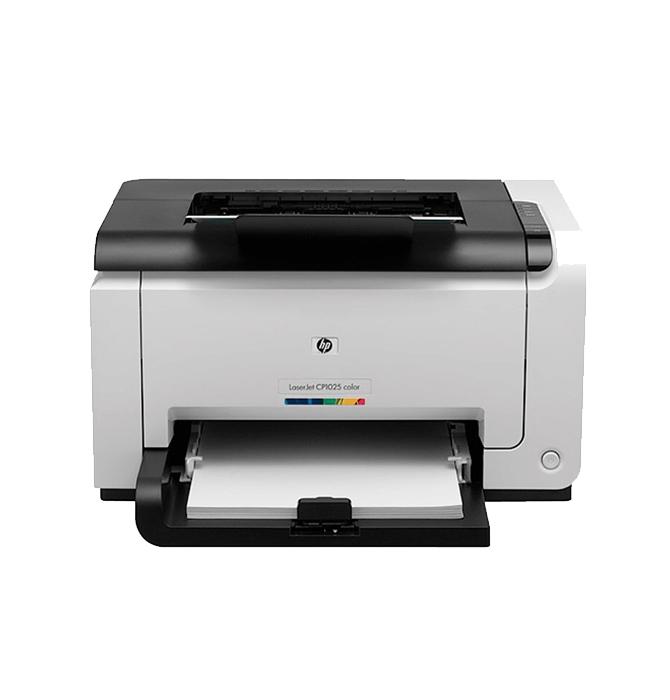 HP CP1025彩色激光打印机出租小图