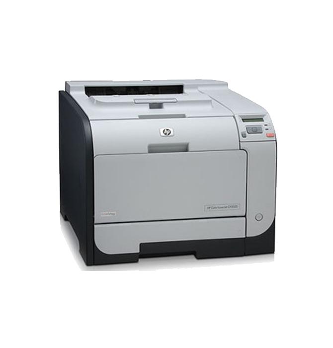 HP CP2025彩色激光打印机出租小图