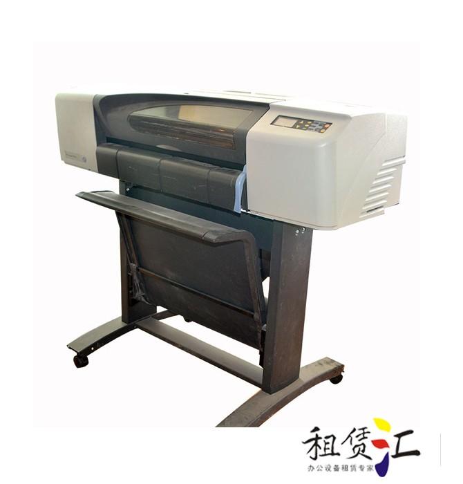 HP500绘图仪出租小图