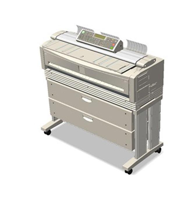 精工1020工程复印机出租