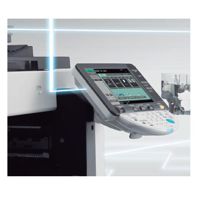 柯美C360彩色数码复印机小图