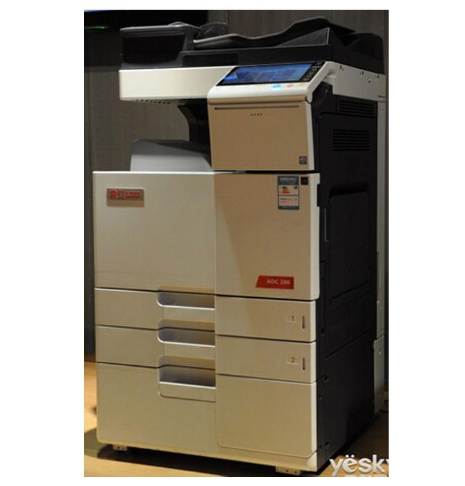 震旦ADC286彩色复印机出租小图