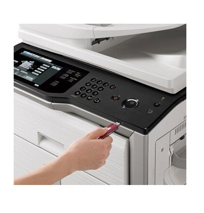 夏普MX363黑白数码复合机