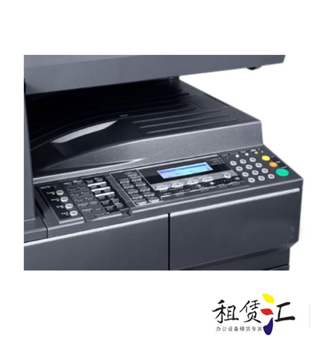 京瓷221复印机出租小图