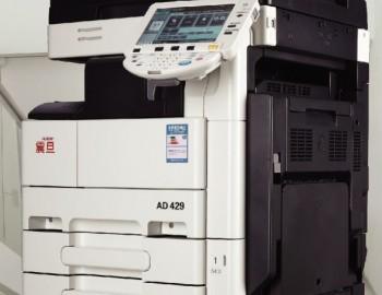复印机,打印机为什么要租赁?